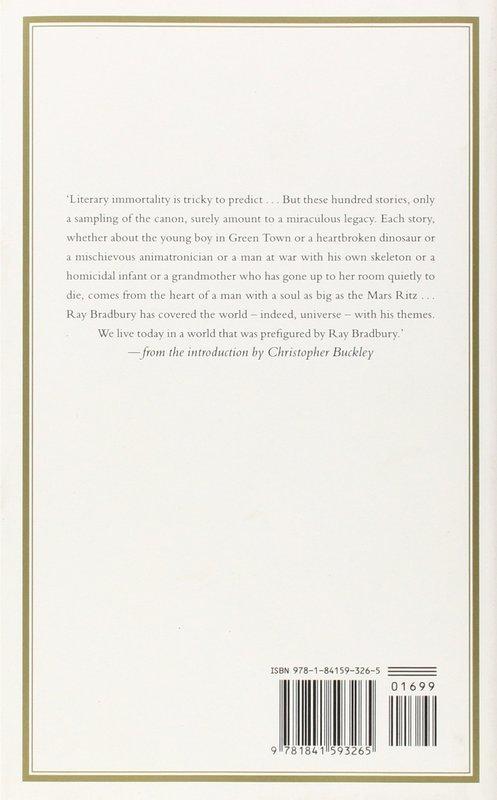 """Купить книгу """"The Stories of Ray Bradbury"""""""