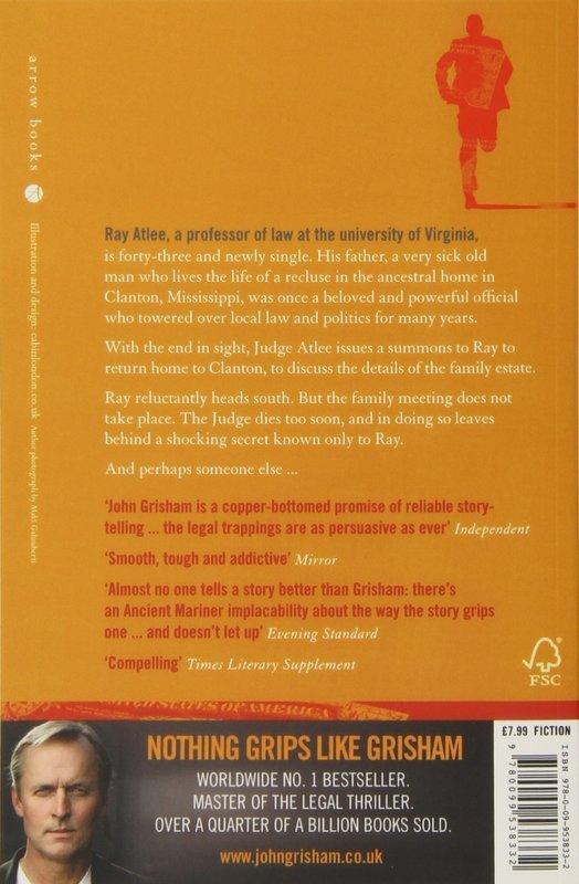 """Купить книгу """"The Summons"""""""