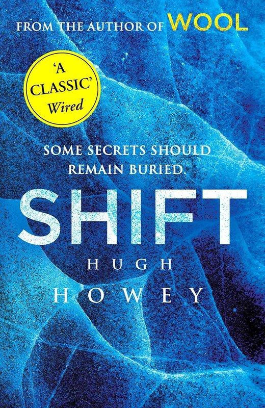 """Купить книгу """"Shift"""""""