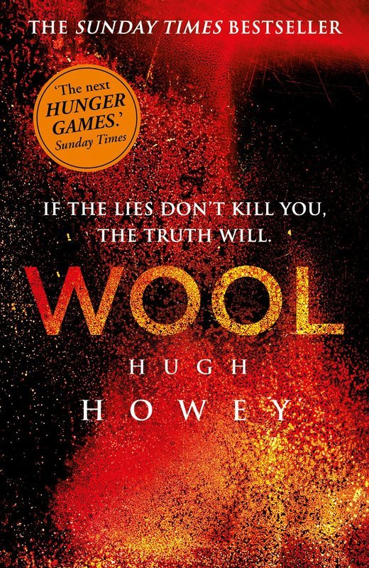 "Купить книгу ""Wool"""