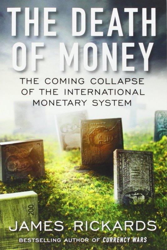 "Купить книгу ""The Death of Money"""