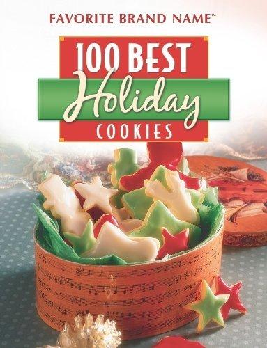 """Купить книгу """"100 Best Holiday Cookies"""""""