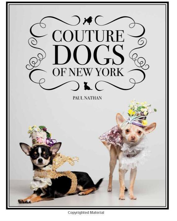 "Купить книгу ""Couture Dogs of New York"""