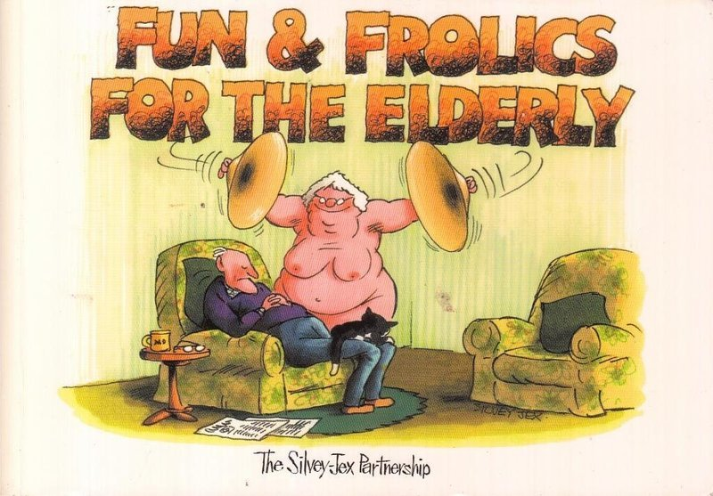 "Купить книгу ""Fun and Frolics for the Elderley"""