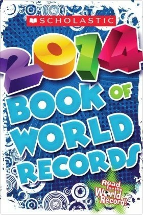 "Купить книгу ""Scholastic Book of World Records 2014"""