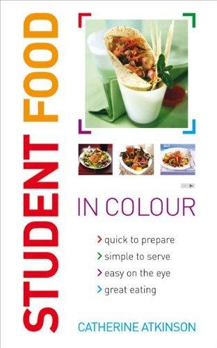 """Купить книгу """"Students Food in Colour"""""""