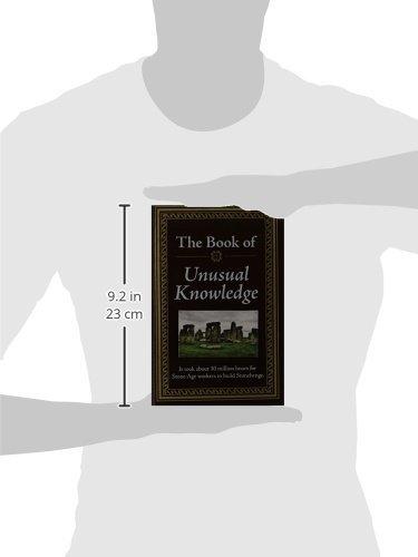 "Купить книгу ""Unusual Knowledge"""