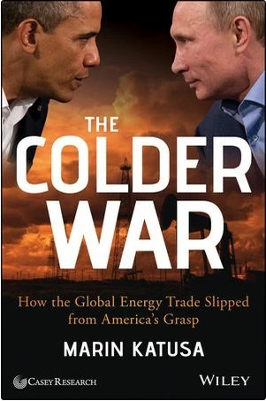 "Купить книгу ""The Colder War: How the Global Energy Trade Slipped from America's Grasp"""