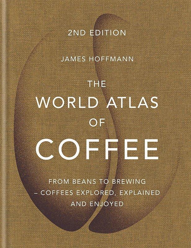 """Купить книгу """"The World Atlas of Coffee"""""""