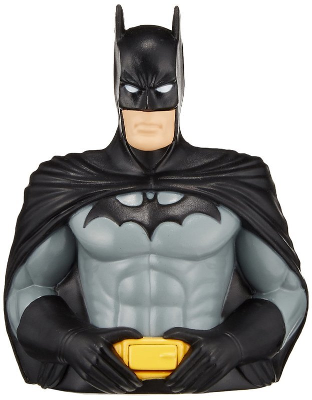 "Купить книгу ""Batman: Talking Bust and Illustrated Book"""