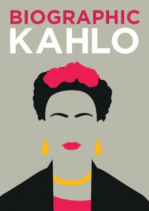 """Купить книгу """"Biographic Kahlo"""""""