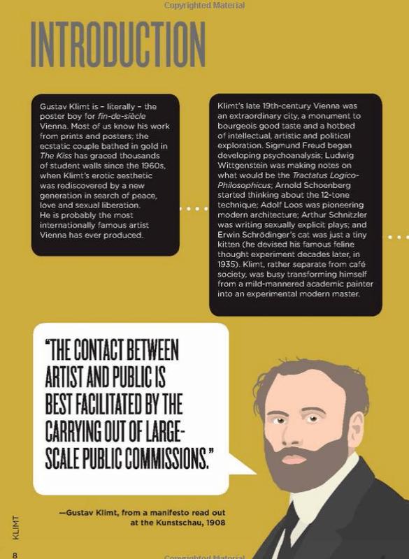 """Купить книгу """"Biographic Klimt"""""""