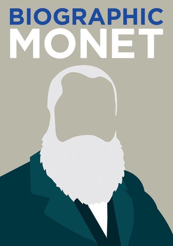 """Купить книгу """"Biographic Monet"""""""