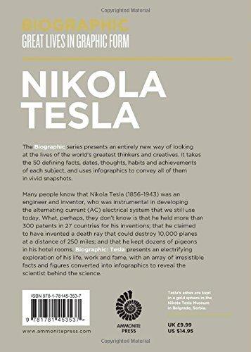"""Купить книгу """"Biographic Tesla"""""""