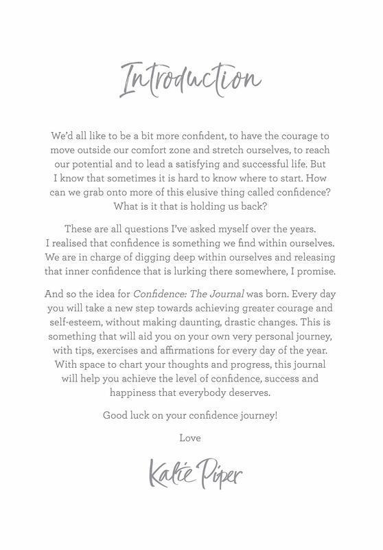"""Купить книгу """"Confidence: The Journal"""""""