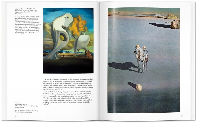 """Купить книгу """"Dalí"""""""