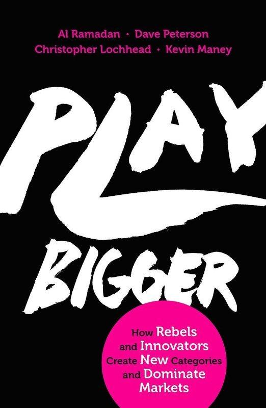 """Купить книгу """"Play Bigger"""""""
