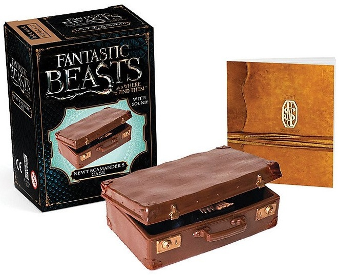 "Купить книгу ""Fantastic Beasts and Where to Find Them: Newt Scamander's Case"""