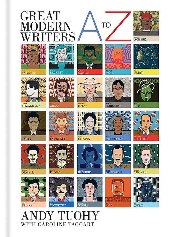"""Купить книгу """"Great Modern Writers A to Z"""""""