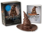 "Купить книгу ""Harry Potter Talking Sorting Hat and Sticker Book: Which House Are You?"""
