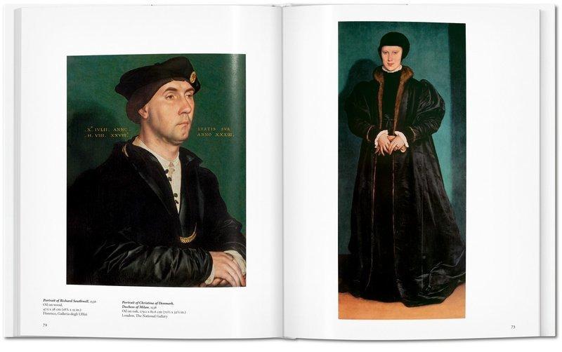 """Купить книгу """"Holbein"""""""