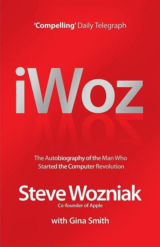 "Купить книгу ""I, Woz"""
