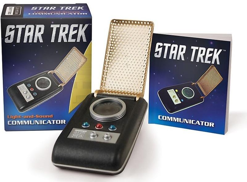 """Купить книгу """"Star Trek: Light-and-Sound Communicator"""""""