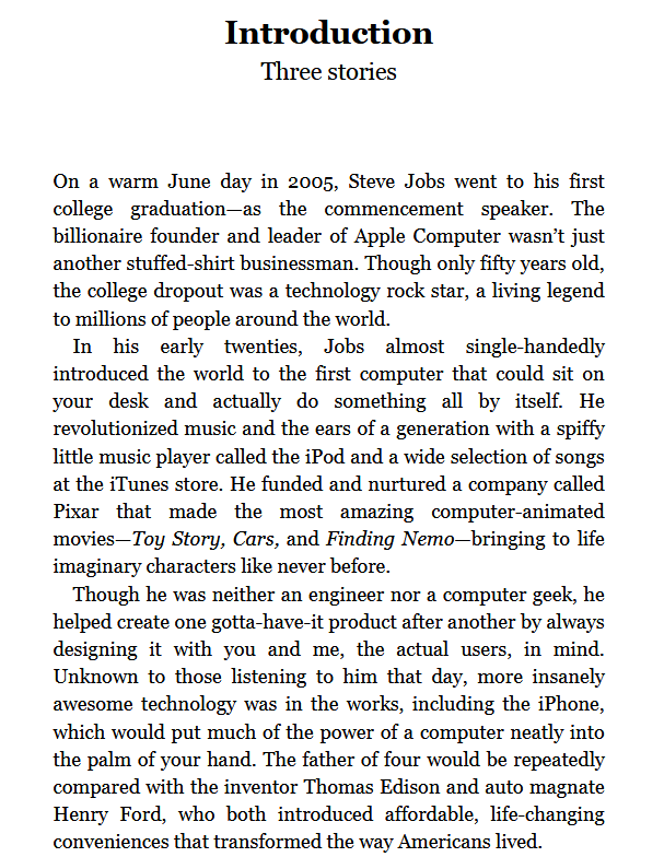 "Купить книгу ""Steve Jobs: The Man Who Thought Different"""