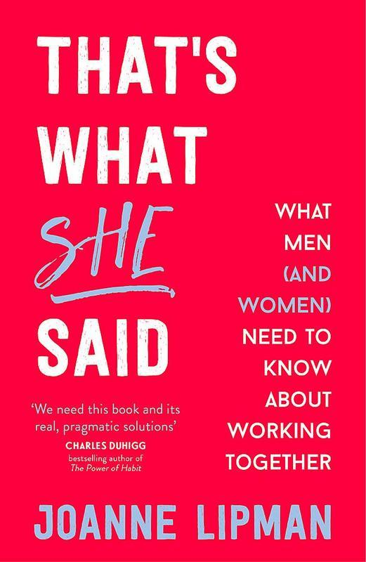 "Купить книгу ""That's What She Said: What Men (and Women) Need to Know about Working Together"""
