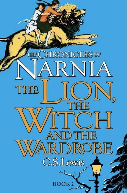 "Купить книгу ""The Lion, the Witch and the Wardrobe (Book 2)"""