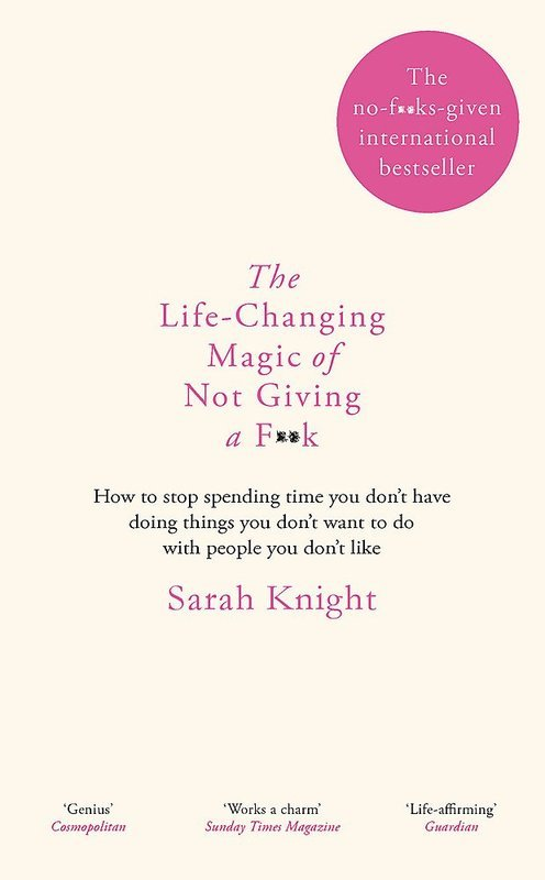 "Купить книгу ""The Life-Changing Magic of Not Giving a F**k"""