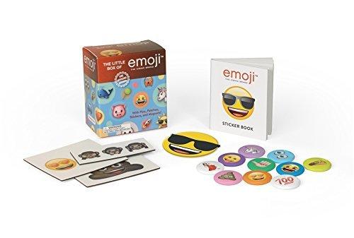 "Купить книгу ""The Little Box of Emoji"""