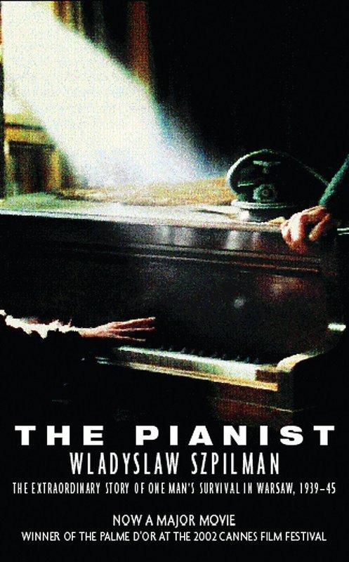 "Купить книгу ""The Pianist"""