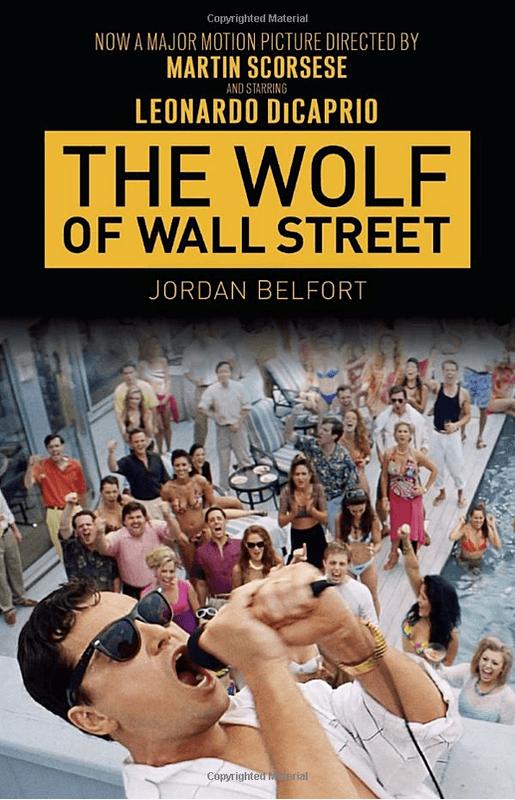 """Купить книгу """"The Wolf of Wall Street"""""""