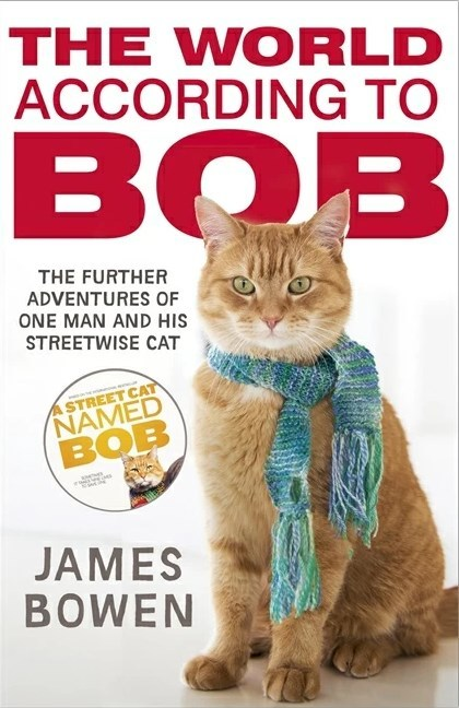 "Купить книгу ""The World According to Bob. The Further Adventures of One Man and His Street-wise Cat"""