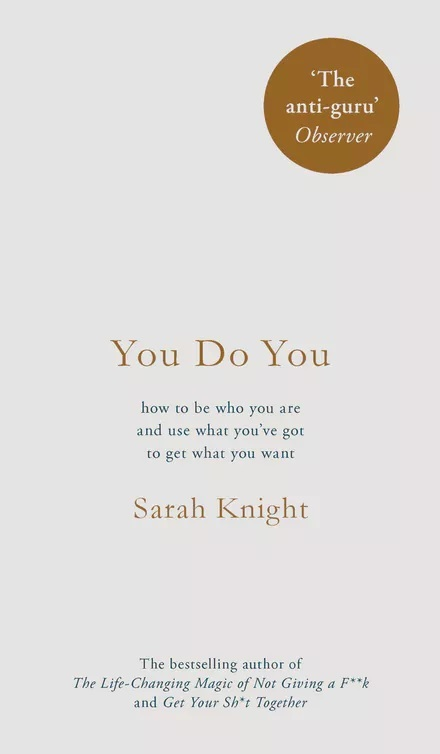 """Купить книгу """"You Do You"""""""