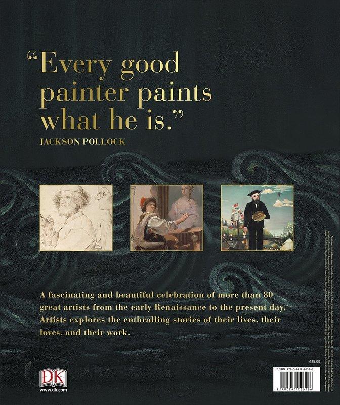 "Купить книгу ""Artists: Their Lives and Works"""