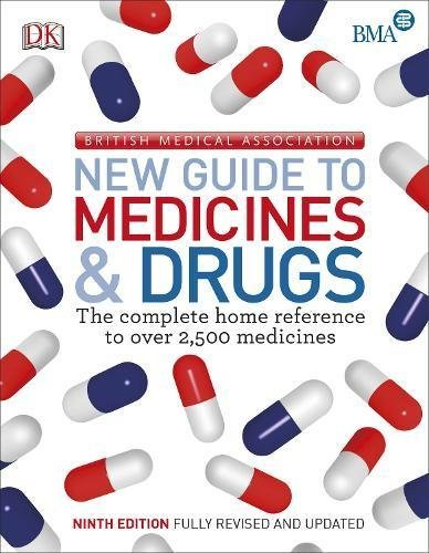 "Купить книгу ""BMA New Guide to Medicines and Drugs"""