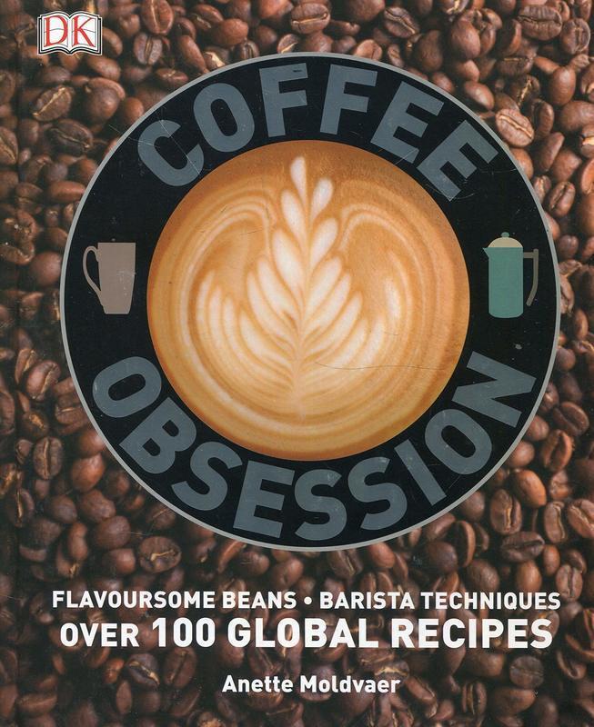 """Купить книгу """"Coffee Obsession"""""""