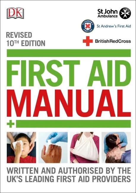 "Купить книгу ""First Aid Manual"""