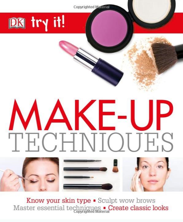 "Купить книгу ""Make-Up Techniques"""