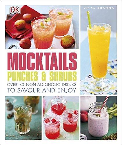 "Купить книгу ""Mocktails, Punches, and Shrubs"""