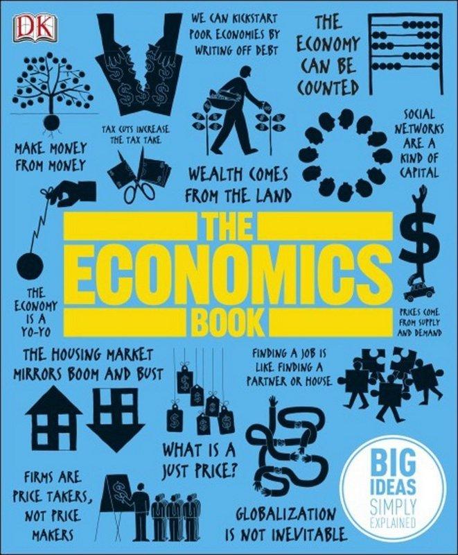 "Купить книгу ""The Economics Book"""
