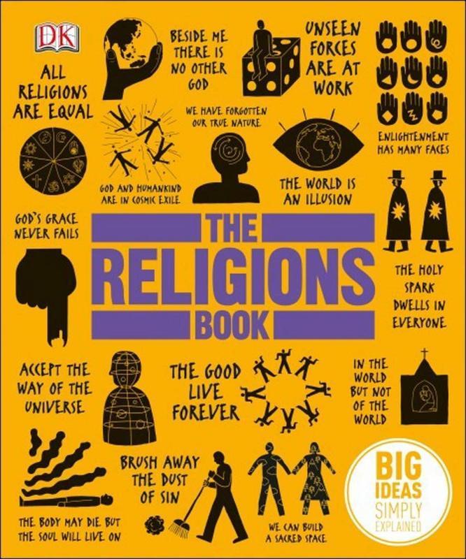 """Купить книгу """"The Religions Book"""""""