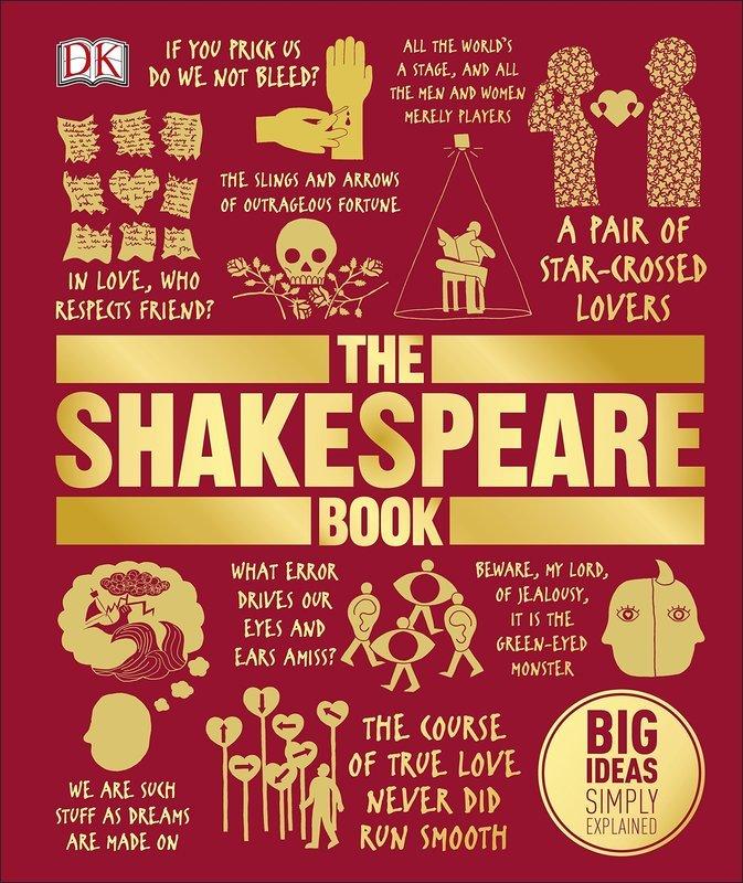 "Купить книгу ""The Shakespeare Book"""