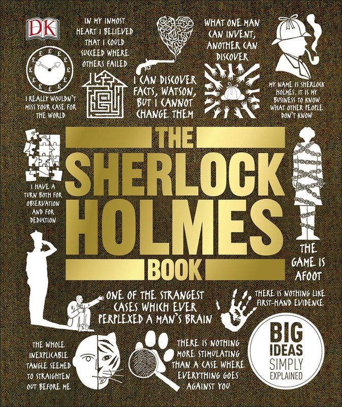 "Купить книгу ""The Sherlock Holmes Book"""