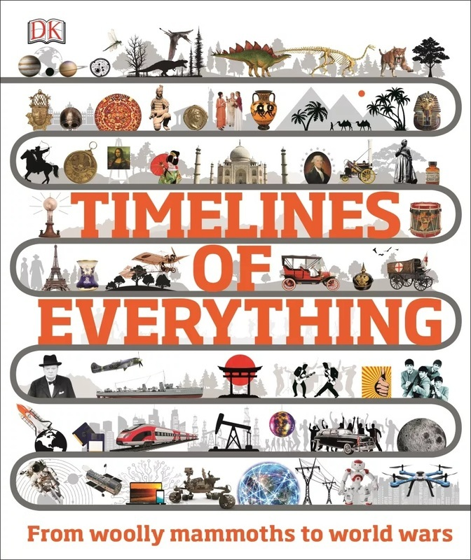 "Купить книгу ""Timelines of Everything"""