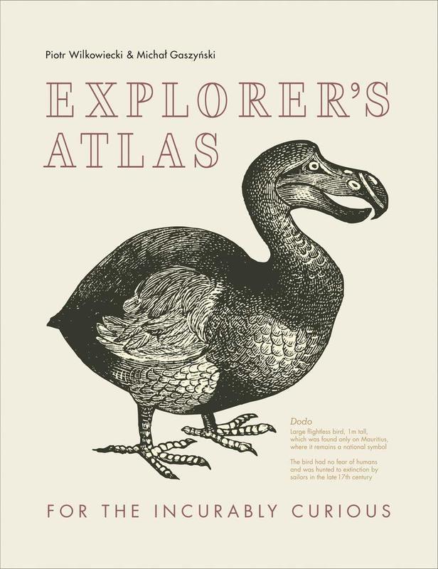 """Купить книгу """"Explorer's Atlas"""""""