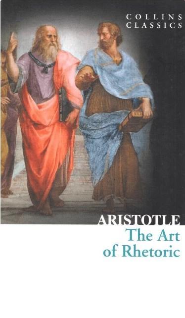 "Купить книгу ""The Art of Rhetoric"""