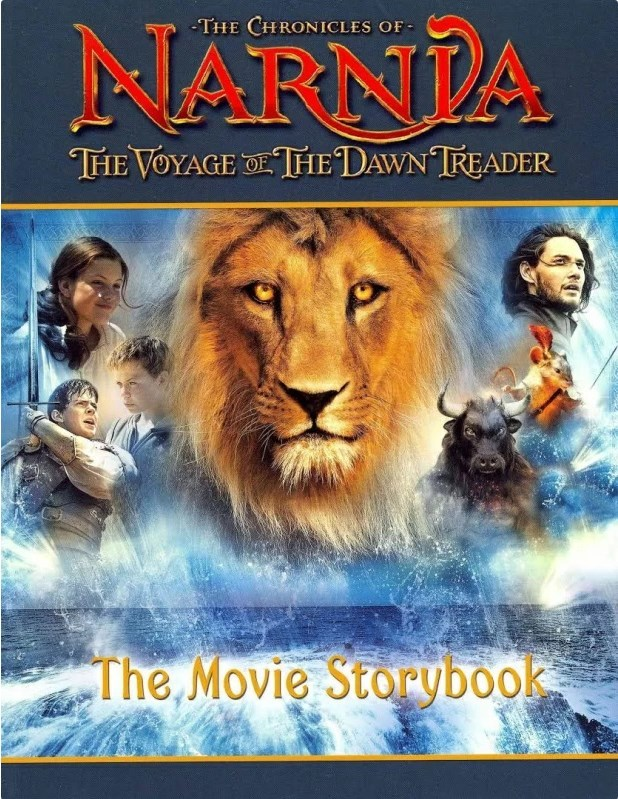 "Купить книгу ""The Chronicles of Narnia: The Voyage of the Dawn Treader. The Movie Storybook"""